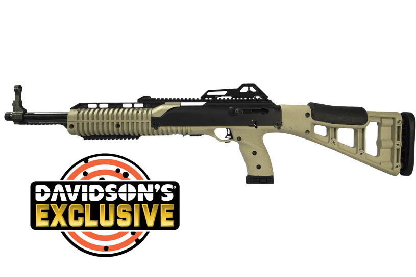 Hi-Point Firearms 10mm carbine Model 1095 FDE