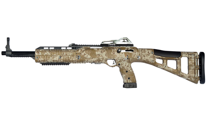 Hi-Point Firearms 40S&W carbine Desert Digital camo Model 4095 Camo DD