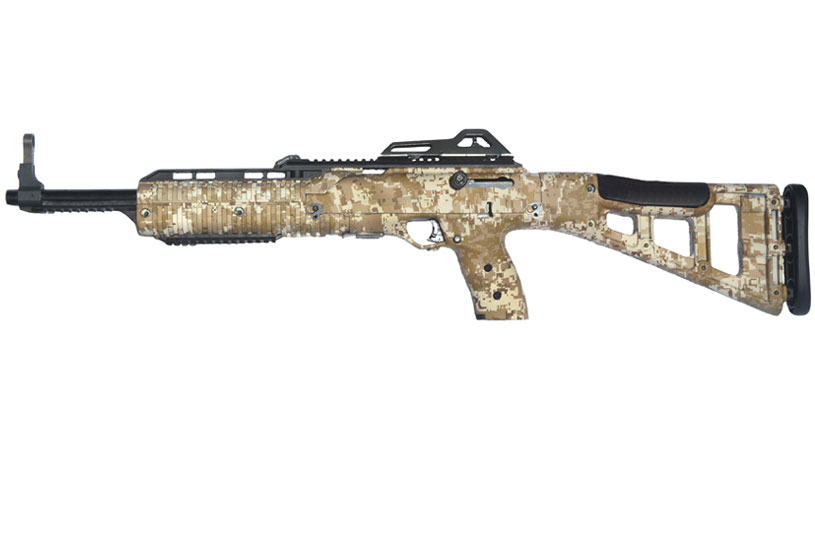 Hi-Point Firearms 9mm carbine desert digital camo Model 995 Camo DD