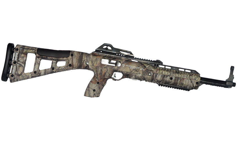 Hi-Point Firearms 9mm carbine woodland camo Model 995 Camo WC
