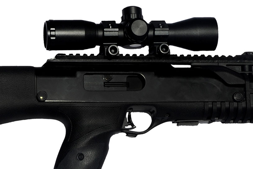Hi-Point Firearms 9mm carbine Model 995 4X