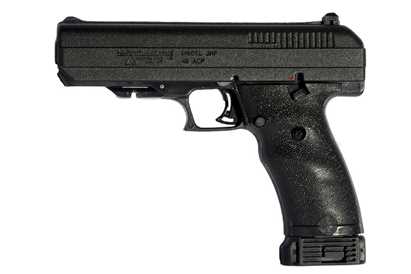 Hi-Point Firearms 45ACP handgun Model JHP 45