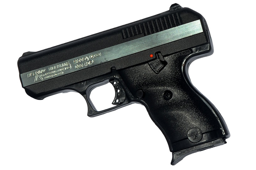 Hi-Point Firearms 380ACP handgun Model CF 380