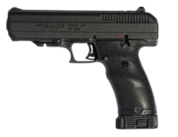 Hi-Point® Firearms 40S&W handgun Model JCP 40