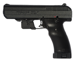 Hi-Point® Firearms 40S&W handgun Model JCP 40 LLTGM