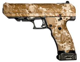 Hi-Point® Firearms 45ACP handgun Model JHP 45 DD Camo