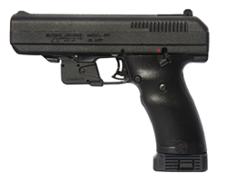 Hi-Point® Firearms 45ACP handgun Model JHP 45 LLTGM