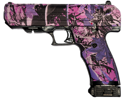 Hi-Point® Firearms 45ACP handgun Model JHP 45 PI Camo