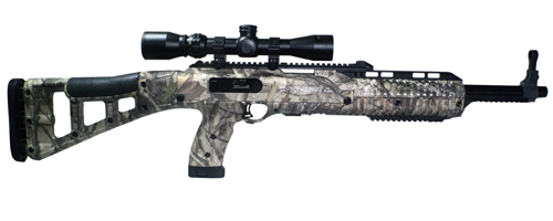 Hi-Point® Firearms 40S&W carbine Hunter Series Woodland Style